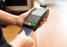 EMV (Chip and Pin) Credit Card Terminal Los Angeles