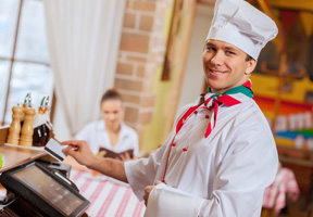 Restaurant POS Systems and Credit Card Processing in Los Angeles, CA